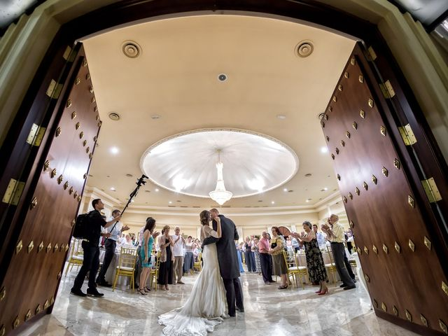 La boda de Moisés y Amparo en Granada, Granada 53
