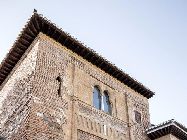 La boda de Moisés y Amparo en Granada, Granada 1