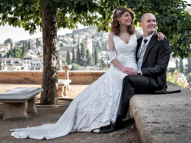 La boda de Moisés y Amparo en Granada, Granada 69