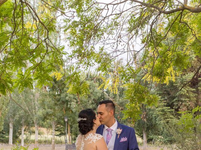 La boda de Abián y Cristina en Móstoles, Madrid 5