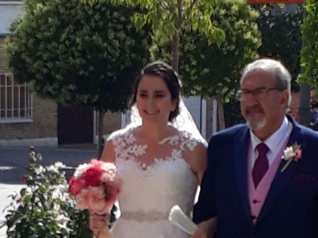 La boda de Abián y Cristina en Móstoles, Madrid 6