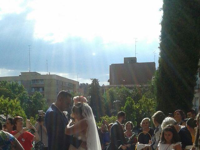La boda de Abián y Cristina en Móstoles, Madrid 1
