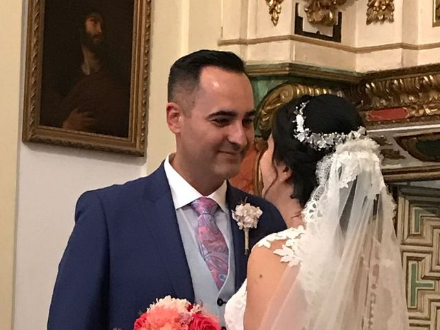 La boda de Abián y Cristina en Móstoles, Madrid 10