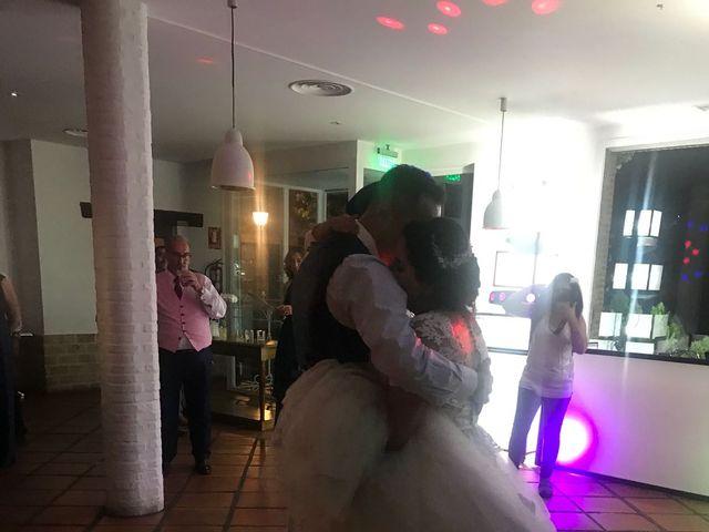 La boda de Abián y Cristina en Móstoles, Madrid 12