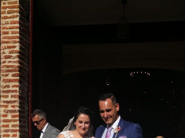 La boda de Abián y Cristina en Móstoles, Madrid 13