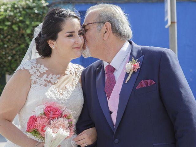 La boda de Abián y Cristina en Móstoles, Madrid 17