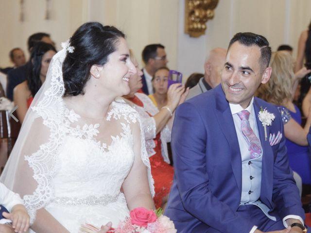 La boda de Abián y Cristina en Móstoles, Madrid 18