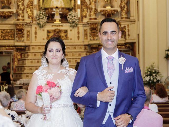La boda de Abián y Cristina en Móstoles, Madrid 20