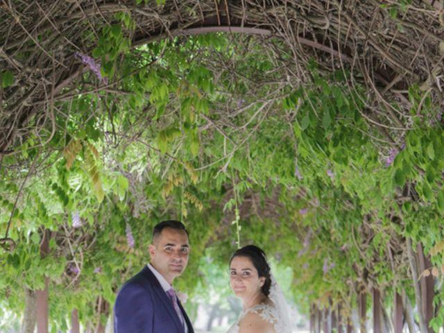 La boda de Abián y Cristina en Móstoles, Madrid 2