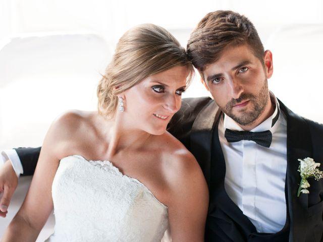 La boda de Sara y Jesus en Granollers, Barcelona 2