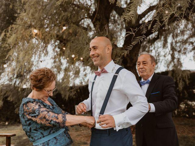 La boda de Ángela y Javi en Museros, Valencia 3