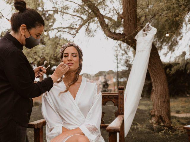 La boda de Ángela y Javi en Museros, Valencia 8