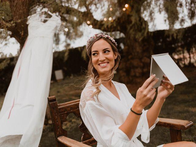 La boda de Ángela y Javi en Museros, Valencia 9