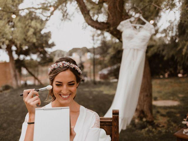 La boda de Ángela y Javi en Museros, Valencia 11