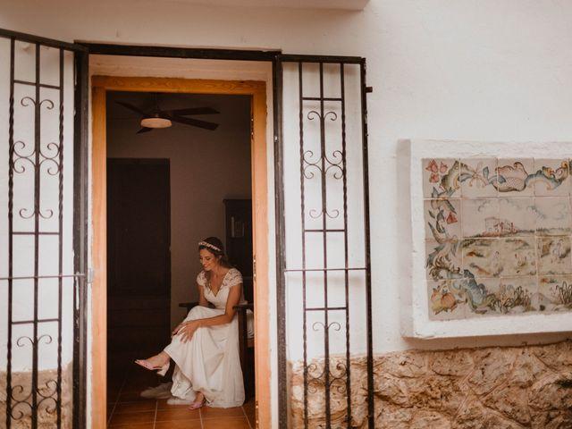 La boda de Ángela y Javi en Museros, Valencia 13