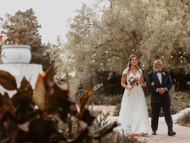 La boda de Ángela y Javi en Museros, Valencia 19