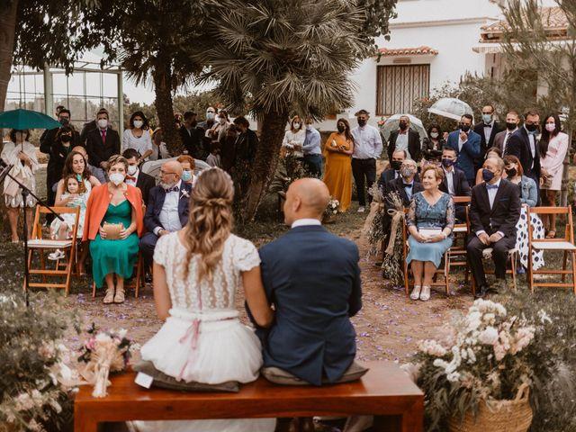 La boda de Ángela y Javi en Museros, Valencia 20