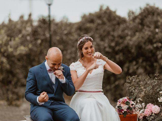La boda de Ángela y Javi en Museros, Valencia 21