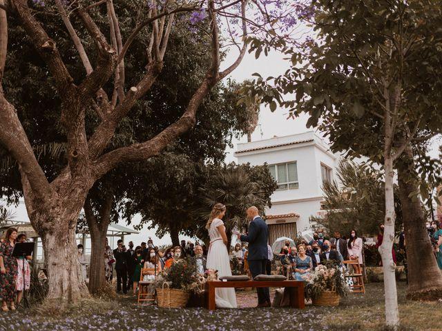 La boda de Ángela y Javi en Museros, Valencia 23