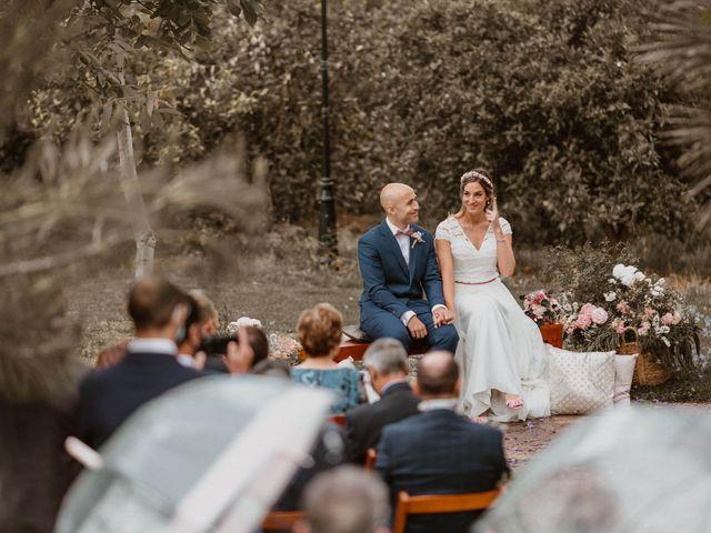 La boda de Ángela y Javi en Museros, Valencia 24