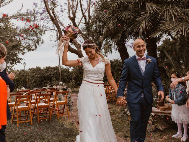 La boda de Ángela y Javi en Museros, Valencia 25