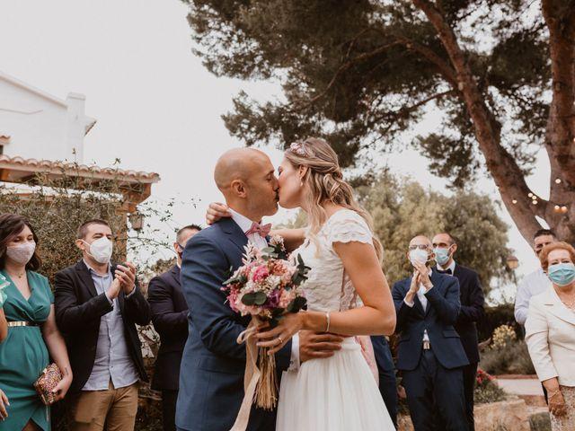 La boda de Ángela y Javi en Museros, Valencia 26