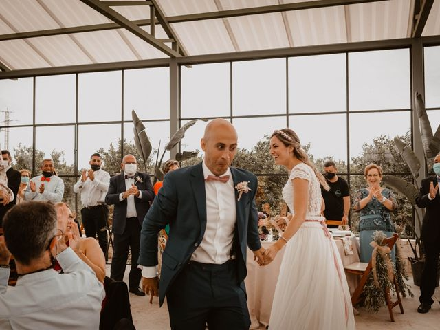 La boda de Ángela y Javi en Museros, Valencia 33