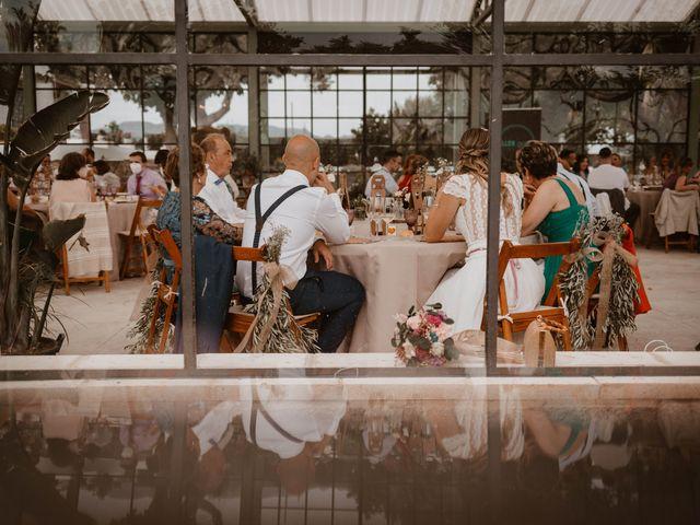 La boda de Ángela y Javi en Museros, Valencia 35