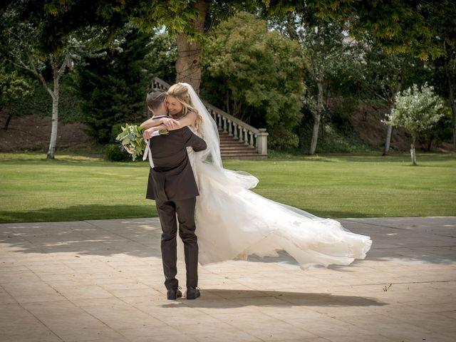 La boda de Meritxell y Isaac