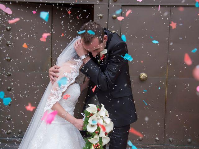 La boda de berna y mari en torrent valencia - Salones aqualandia ...