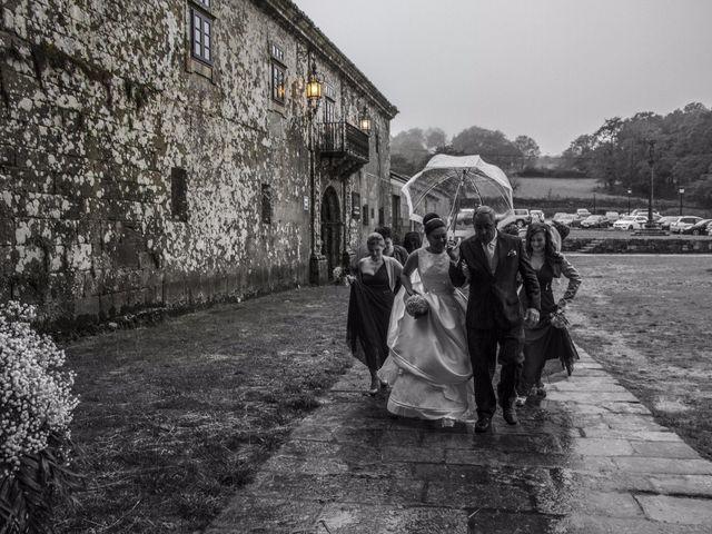 La boda de Isaac y María en Forcarei, Pontevedra 7