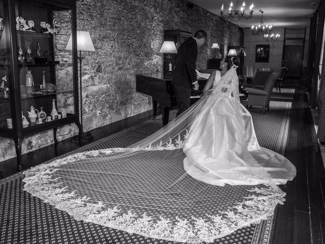 La boda de Isaac y María en Forcarei, Pontevedra 8