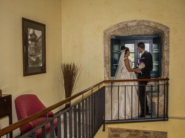 La boda de Isaac y María en Forcarei, Pontevedra 9