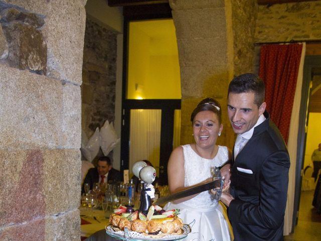 La boda de Isaac y María en Forcarei, Pontevedra 12