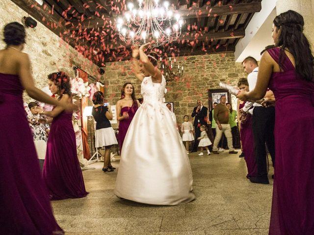 La boda de Isaac y María en Forcarei, Pontevedra 14