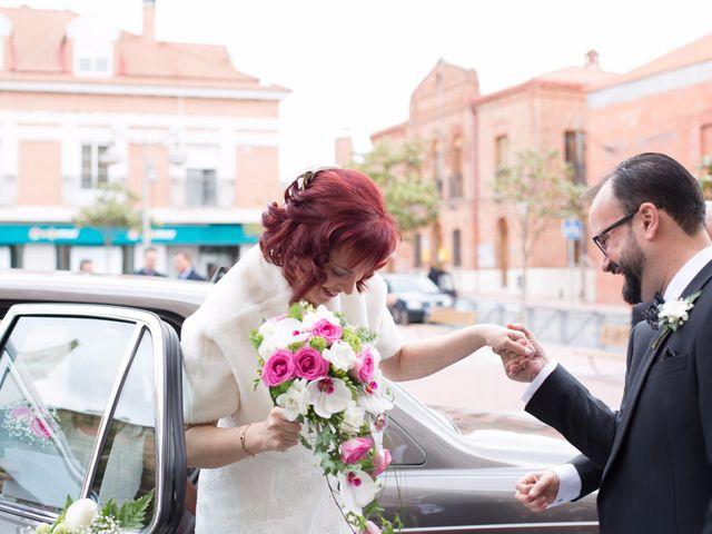 La boda de Manu y Ana en Pesquera De Duero, Valladolid 8