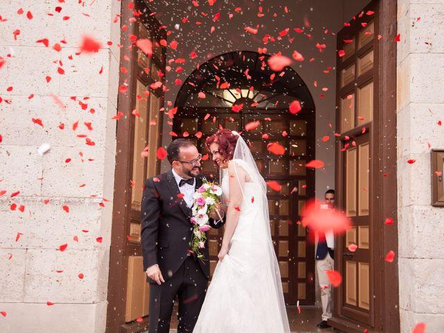 La boda de Manu y Ana en Pesquera De Duero, Valladolid 10