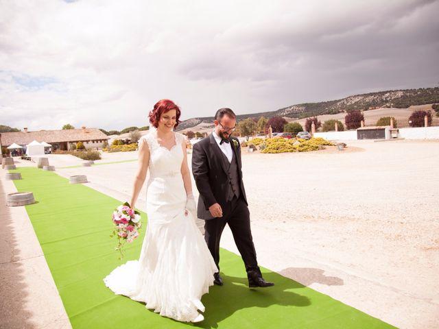 La boda de Manu y Ana en Pesquera De Duero, Valladolid 1