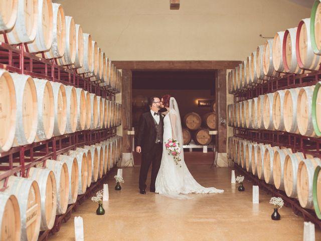 La boda de Manu y Ana en Pesquera De Duero, Valladolid 13