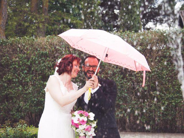La boda de Manu y Ana en Pesquera De Duero, Valladolid 14