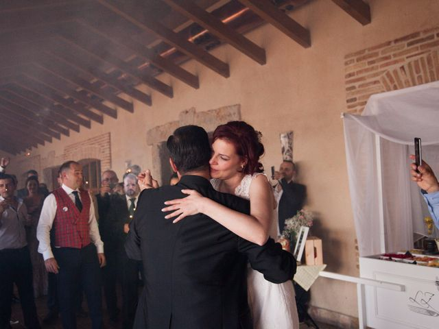 La boda de Manu y Ana en Pesquera De Duero, Valladolid 25