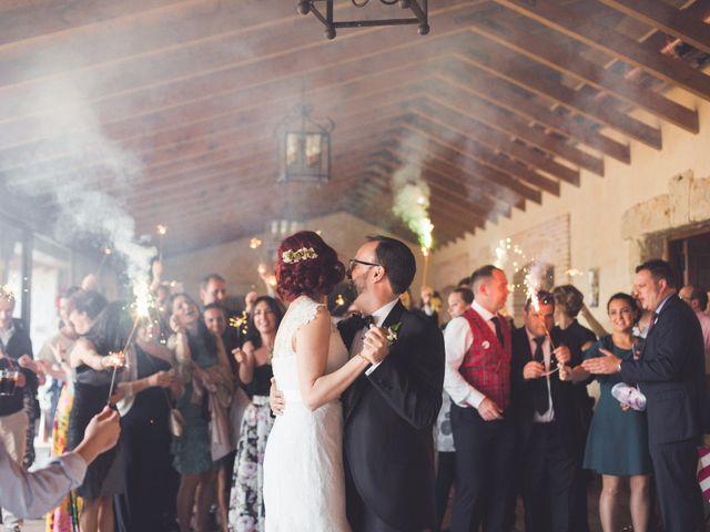 La boda de Manu y Ana en Pesquera De Duero, Valladolid 27