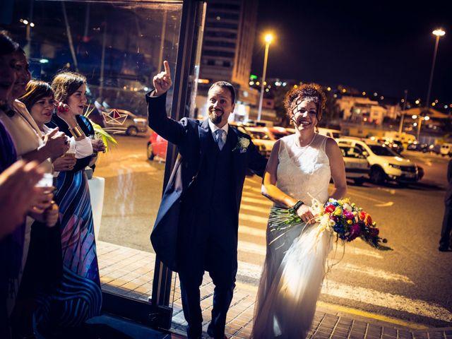 La boda de Aouatif y Óscar