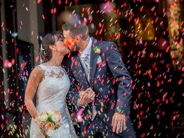 La boda de Rocío y Nicolás