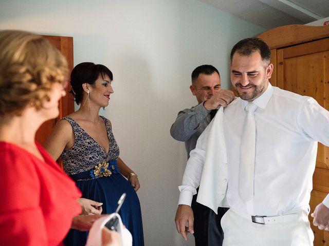 La boda de Pere y Andrea en Benissa, Alicante 5