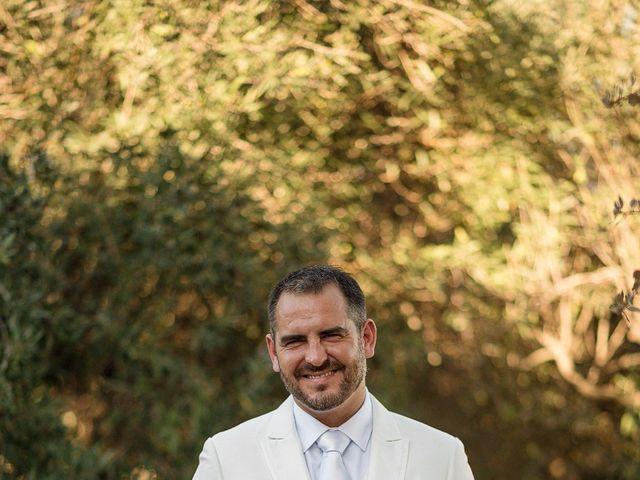 La boda de Pere y Andrea en Benissa, Alicante 6