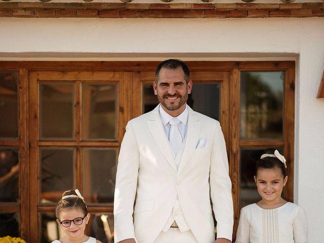La boda de Pere y Andrea en Benissa, Alicante 7