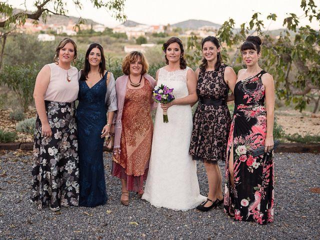 La boda de Pere y Andrea en Benissa, Alicante 12