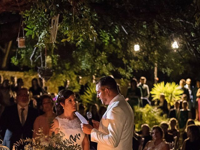 La boda de Pere y Andrea en Benissa, Alicante 13