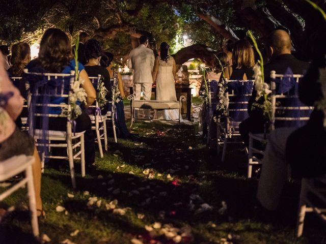 La boda de Pere y Andrea en Benissa, Alicante 14